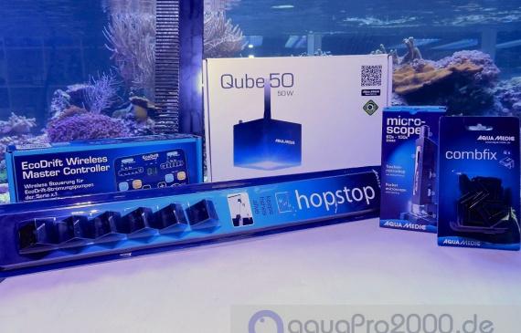 Aqua Medic neue Produkte