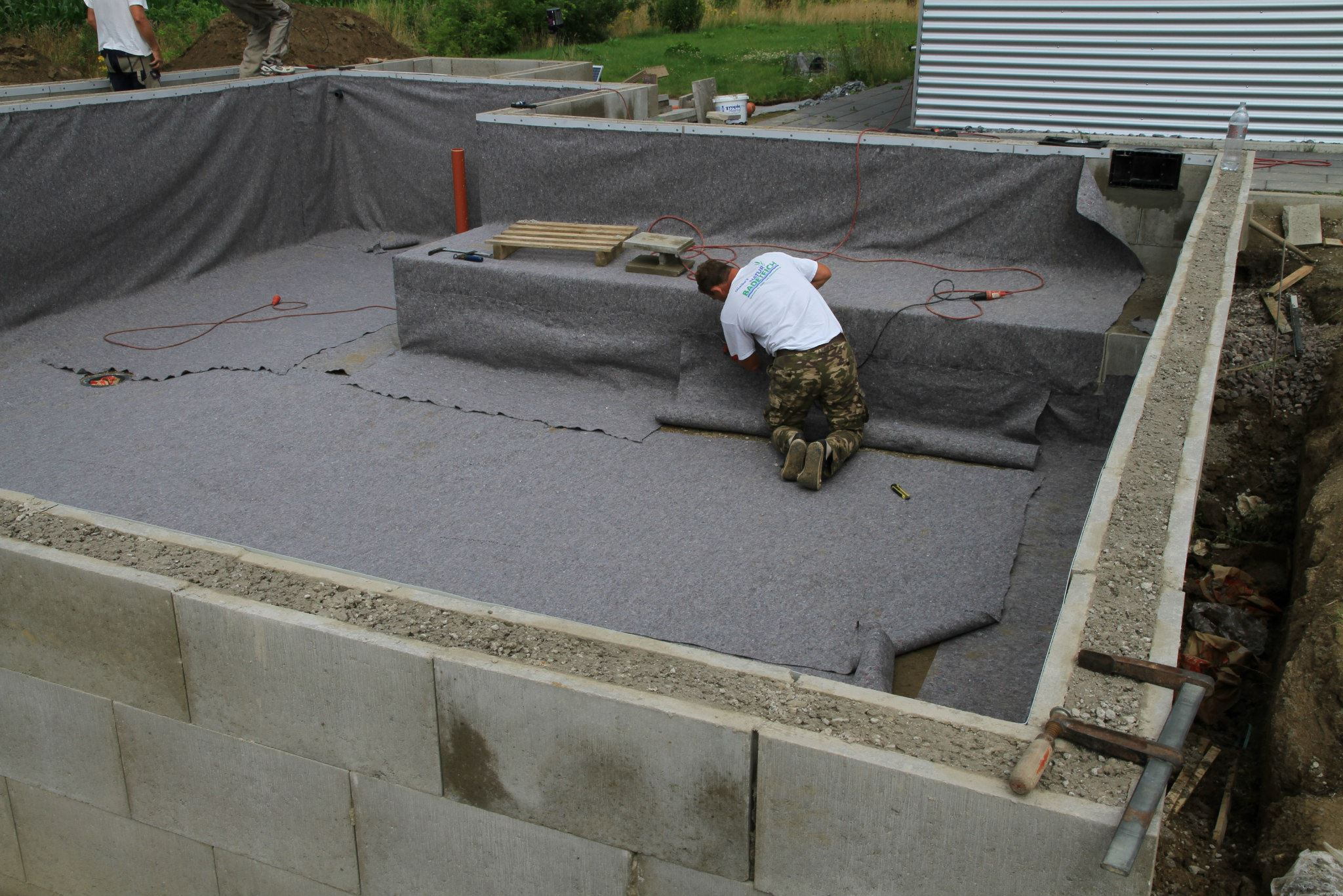 Prächtig Gartenteich – Beton, Folie oder Kunststoffwanne? – Blog aquapro2000 &MH_18
